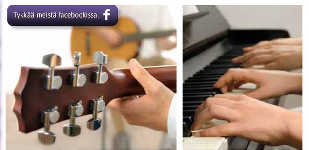 Kitara ja Piano